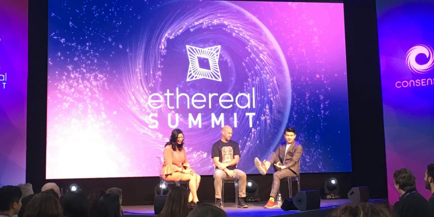 A Daily Show Comedian Showed Up to Roast an Ethereum Conference